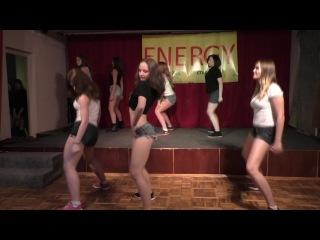 Booty Dance. ������������� ��������� �������� � ���� ����������