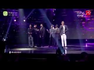 Arab Idol - Manal mousa , Haytham khalayli and Mohammad Assaf