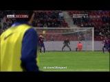 Барселона 1:1 Эспаньол (по пенальти 4:2) | Суперкубок Каталонии 2014