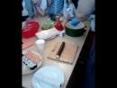 как мама моей подруги делала суши